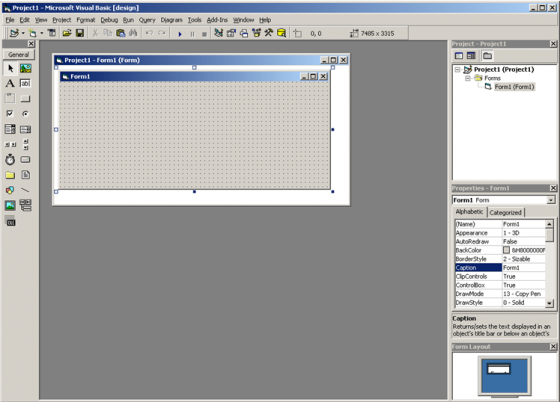 microsoft visual basic для windows 10